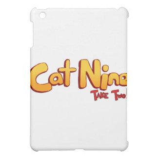 Logotipo del gato nueve