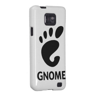 Logotipo del GNOMO Samsung Galaxy S2 Carcasas