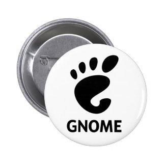 Logotipo del GNOMO Pins
