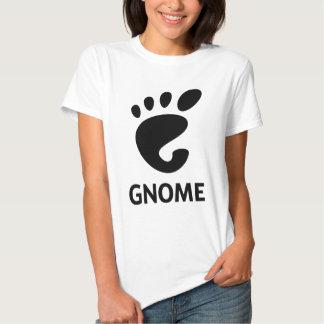 Logotipo del GNOMO Polera