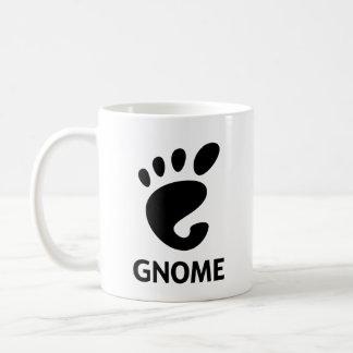 Logotipo del GNOMO Taza
