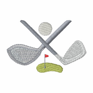 Logotipo del golf