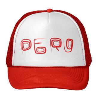 Logotipo del gorra de Perú