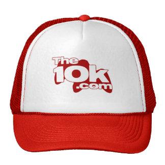 logotipo del gorra del camionero de The10k com ro