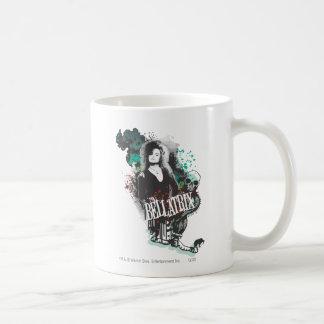 Logotipo del gráfico de Bellatrix Lestrange Tazas