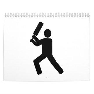 Logotipo del grillo calendarios