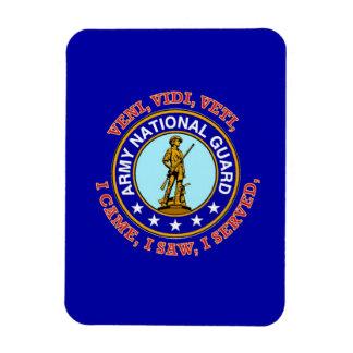 Logotipo del Guardia Nacional del ejército