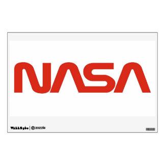 Logotipo del gusano de la NASA (serpiente) Vinilo Adhesivo