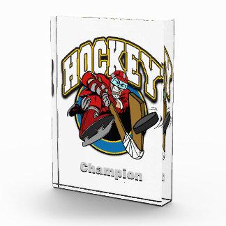 Logotipo del hockey