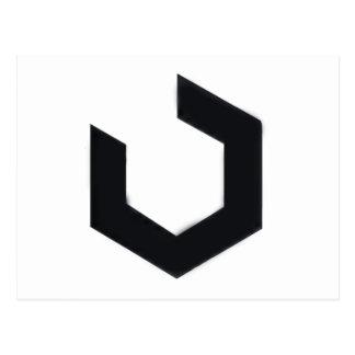 Logotipo del ingeniero de Firefall Tarjeta Postal