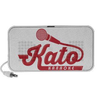 Logotipo del Karaoke de Kato Altavoces