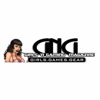 Logotipo del llavero de GnG Llavero Fotográfico
