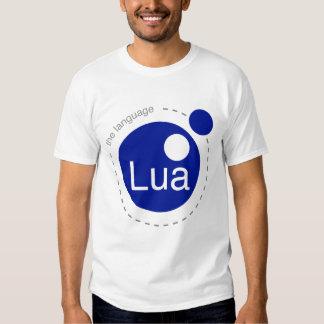 logotipo del lua playeras