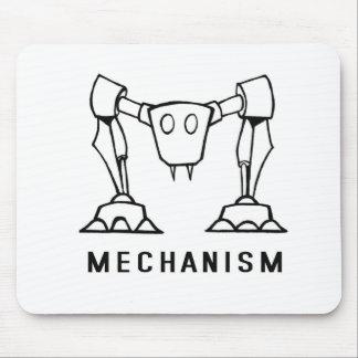 Logotipo del mecanismo tapete de ratón