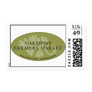 Logotipo del mercado de los granjeros de Oakmont
