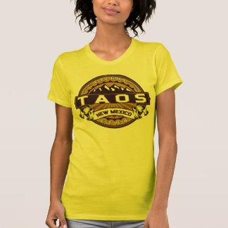 Logotipo del moreno de Taos Camisetas