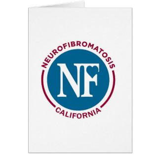 Logotipo del N-F California Tarjetón