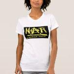 Logotipo del NAR Camisetas