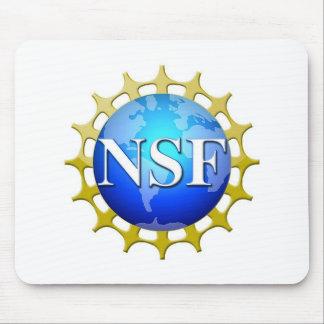 Logotipo del NSF por la petición Alfombrillas De Raton