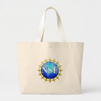 Logotipo del NSF por la petición Bolsa Tela Grande