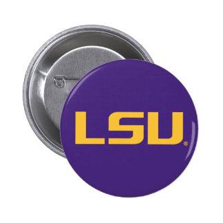 Logotipo del oro de LSU Pins