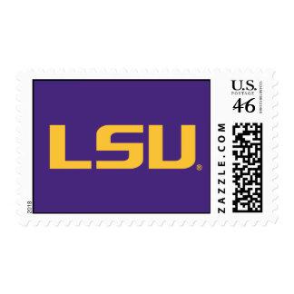 Logotipo del oro de LSU