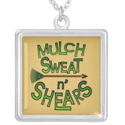 Logotipo del pajote del collar