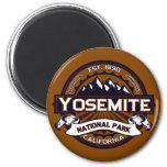 Logotipo del parque nacional de Yosemite Imán De Frigorífico