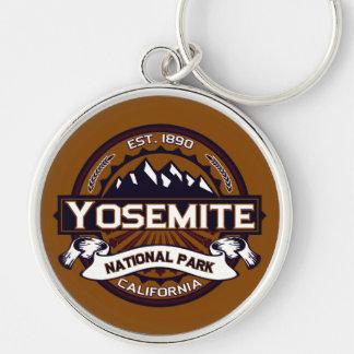 Logotipo del parque nacional de Yosemite Llaveros