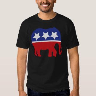 ¡Logotipo del Partido Republicano - actualizado! Playeras