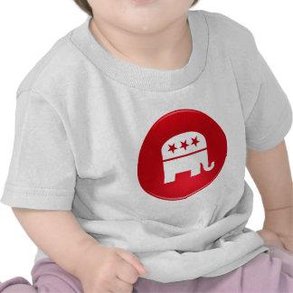 Logotipo del Partido Republicano Camiseta