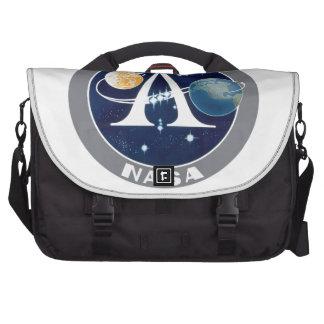 Logotipo del programa Apollo Bolsa De Ordenador