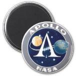 Logotipo del programa Apollo Iman De Frigorífico