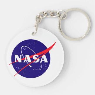 Logotipo del programa Apollo Llaveros