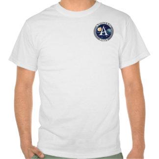 Logotipo del programa Apollo Camiseta