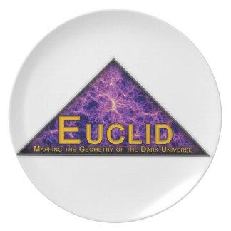 Logotipo del programa de Euclid Platos