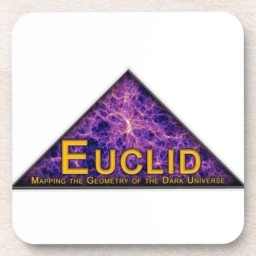 Logotipo del programa de Euclid Posavasos