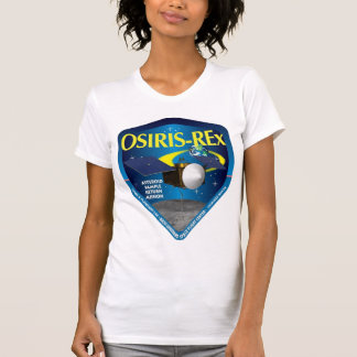 Logotipo del programa de OSIRIS REx Playera