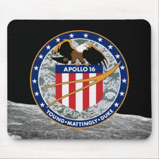 Logotipo del remiendo de la misión de la NASA de Tapetes De Raton