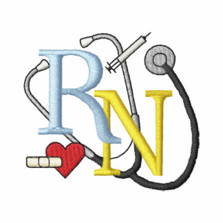 Logotipo del Rn Sudadera Bordada
