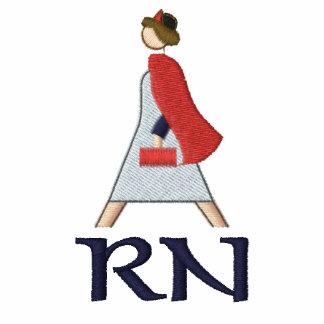 Logotipo del RN de la enfermera registradoa