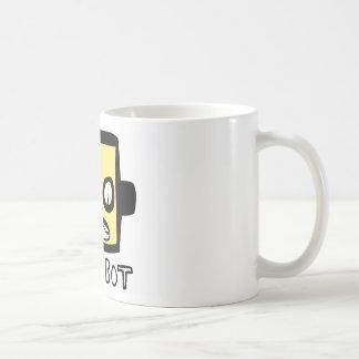 Logotipo del robot de GoGoBot Taza De Café