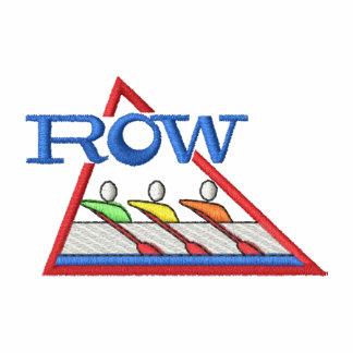 Logotipo del Rowing Chaqueta