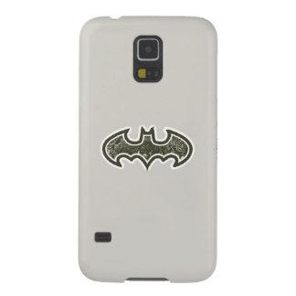 Logotipo del símbolo el | Nouveau de Batman Funda Galaxy S5