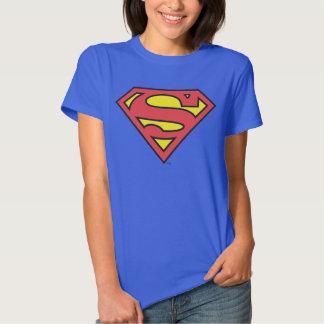 Logotipo del superhombre camisas