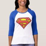 Logotipo del superhombre camisetas