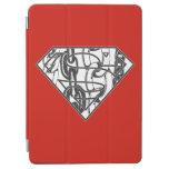 Logotipo del superhombre de Chainlink Cover De iPad Air