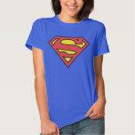 Logotipo del superhombre del S-Escudo el | del Camisas