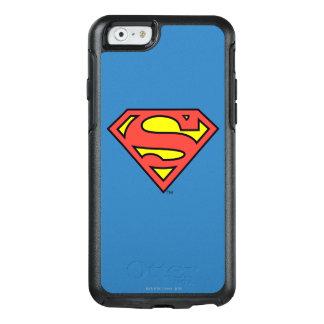 Logotipo del superhombre del S-Escudo el | del Funda Otterbox Para iPhone 6/6s
