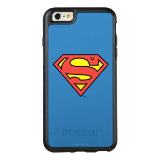 Logotipo del superhombre del S-Escudo el | del Funda Otterbox Para iPhone 6/6s Plus